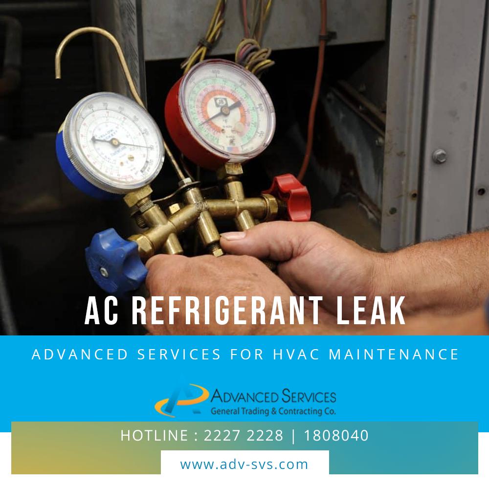 AC-Refrigerant-Leak