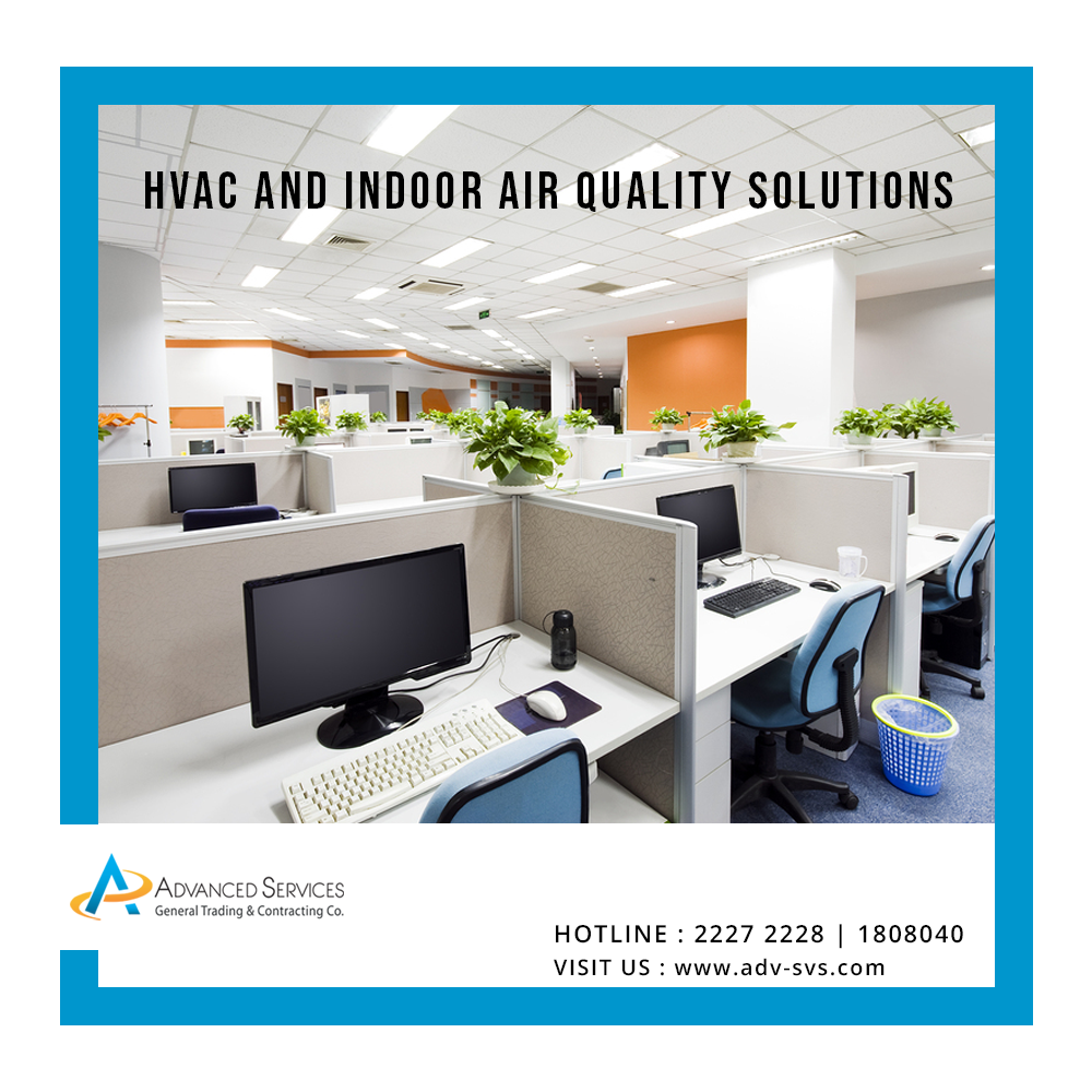 HVAC and Indoor Air Quality solutions