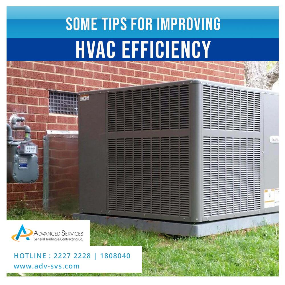 Some ways to boost HVAC efficiency